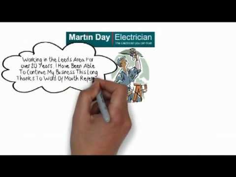 Commercial electrician in Leeds Bradford area