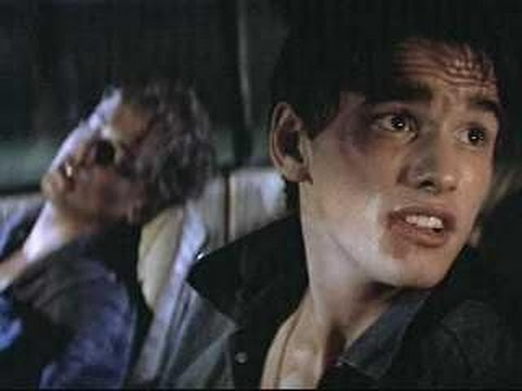 The Outsiders Dally Drives Ponyboy To Hospital - YouTube