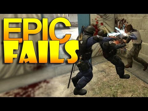 CS:GO - EPIC Fails! #18