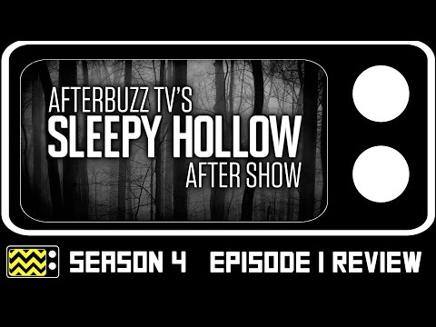 Sleepy Hollow Season 4 Episode 1 Review & After Show | AfterBuzz TV