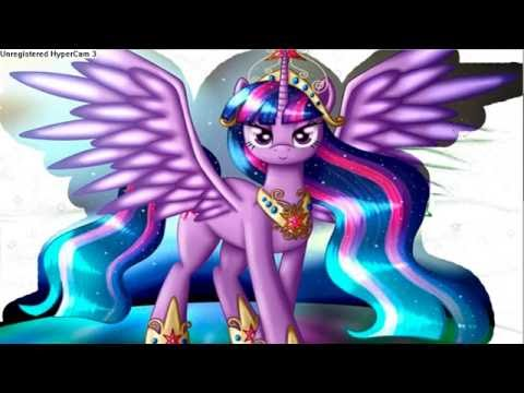 My Little Pony Coloring Pages Game #22🎨 💖, Май Литл ПОНИ ...