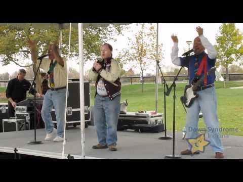 Buddy Walk 2010 Music from Chris Burke & deMasi Brothers