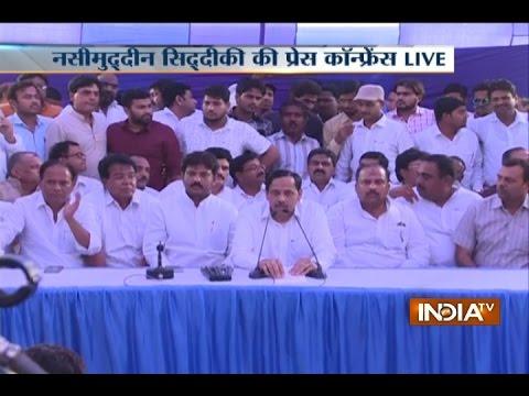 Mayawati referred to Muslims as traitors after UP poll loss: sacked BSP leader Naseemuddin Siddiqui