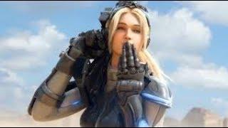 Nova vs Alarak[StarCraft 2 Direct Strike Commanders]#35