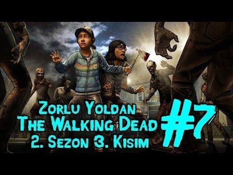 Walking Dead 2.Sezon 3. Kısım - Zorlu Yoldan #7 Facecam