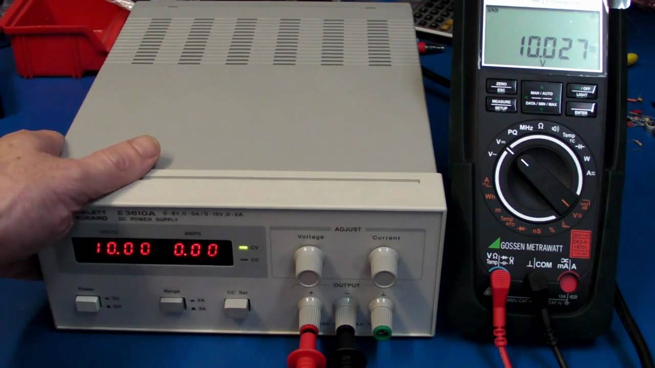 eevblog 166 hp agilent e3610a lab power supply youtube rh youtube com Parts Manual HP Owner Manuals
