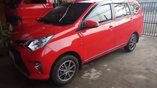 Toyota calya type g