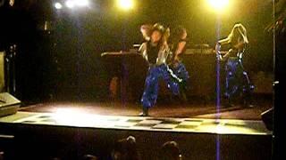 2011.4.24 HAKATANOBOSE@voodoo lounge ダンスチーム*ほっぺ...