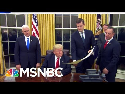 Analysis: White House Under Scrutiny After Rob Porter Allegations | MSNBC