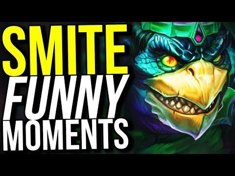 NEW SMITE PATCH & THANATOS GLITCH! - SMITE FUNNY MOMENTS