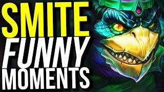 NEW SMITE PATCH & THANATOS GLITCH! (Smite Funny Moments)