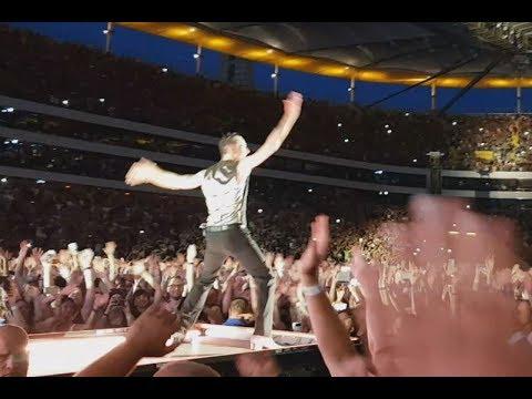 Depeche Mode - Live - Never let me down again - Frankfurt, Germany, 20.06.2017