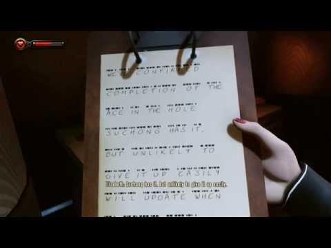 Bioshock Infinite DLC Burial At Sea Walkthrough S02E05 |