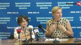 Владимирская школьница озадачила министра экологии проблемой загрязнения Клязьмы