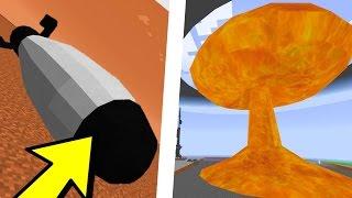 JE TEST LA PLUS GROSSE BOMBE NUCLEAIRE DU MONDE !