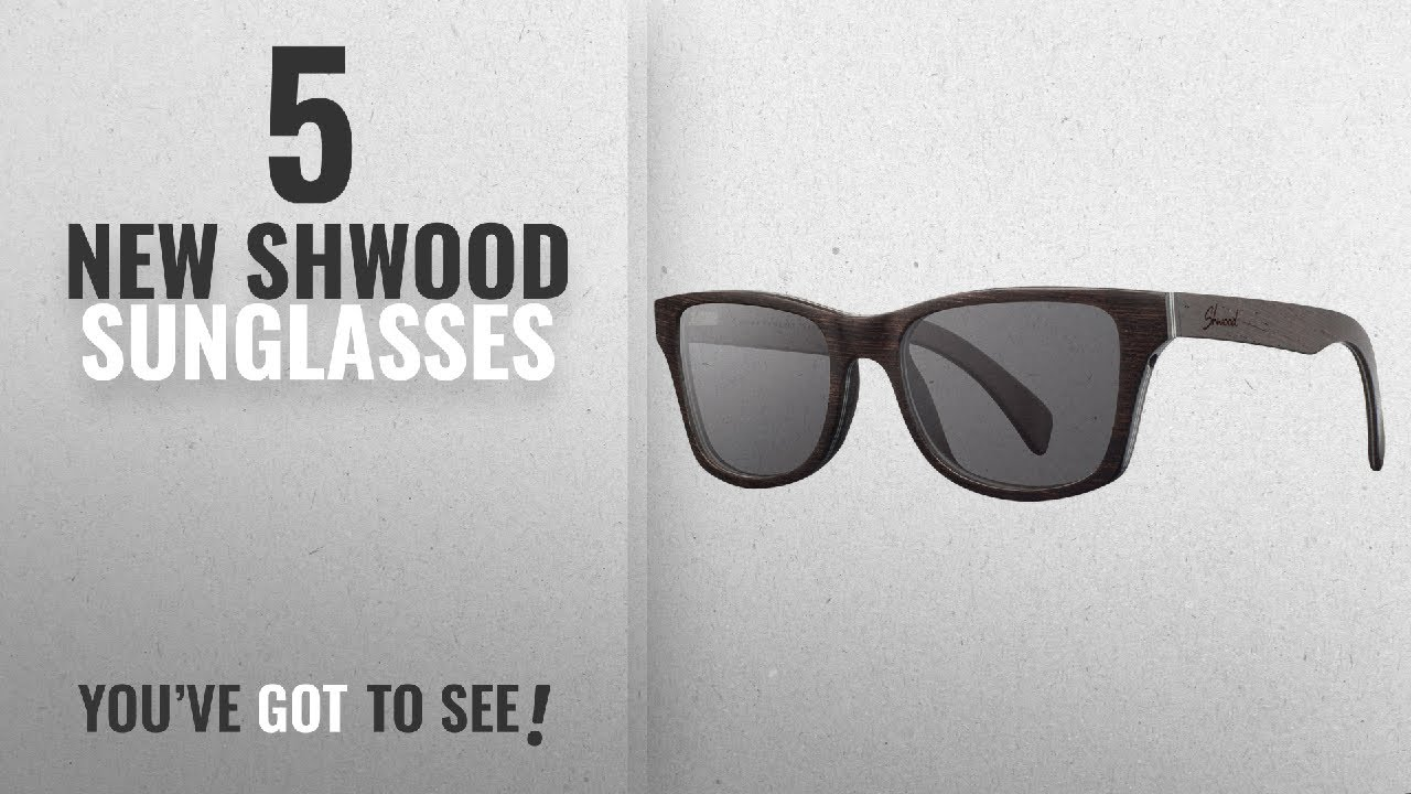 b9b11bd7edce Top 10 Shwood Sunglasses   Winter 2018    Shwood - Canby Wood