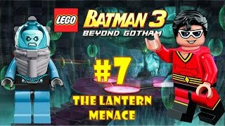 LEGO Batman 3: Beyond Gotham (Wii U) - Part 7: The Lantern Menace