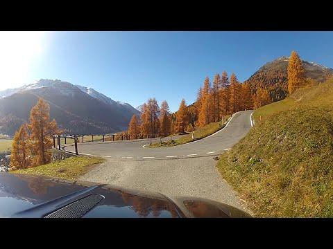 Albula Pass Switzerland 1
