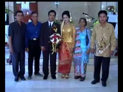 Dokumentasi Acara Pemberkatan Pernikahan Didi Dan Mey Renata Siringoringo, S. Ta [HD] Disc 1