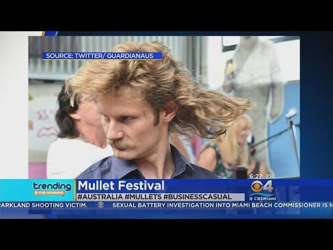 Trending: Tiny Aussie Town Hosts Mullet Fest