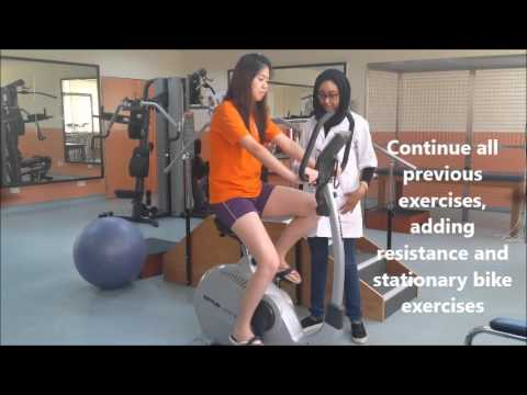 Tibia plateau fracture physiotherapy management and exercises for tibial shaft fracture