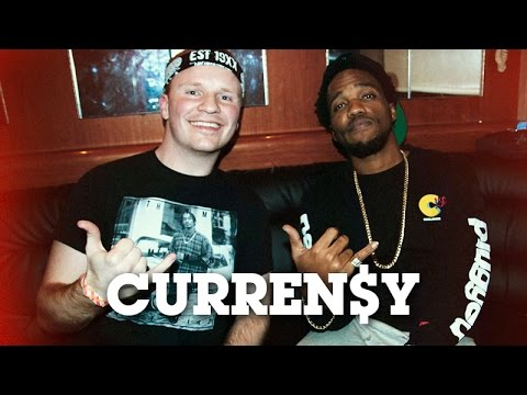 Curren$y Sits Down With Damon Campbell (In-Depth Interview)