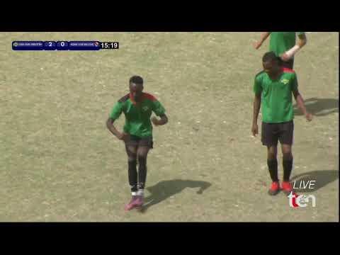 FYPL 2018 Cup Under16 Semi Final San Juan Jabloteh 5   1 Point Fortin Civic 20 05 2018