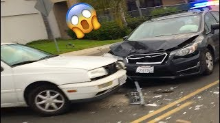🇺🇸 AMERICAN CAR CRASH / INSTANT KARMA COMPILATION #207