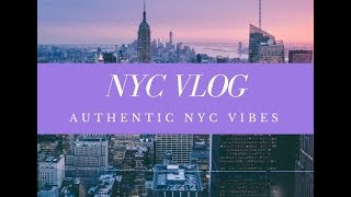 Adventures In NYC| Brunch Restaurants| Day Party In NYC| Vlog 1