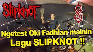 SLIPKNOT - BEFORE I FORGET | PERFORMED BY OKI FADHLAN (JASAD DRUMMER)