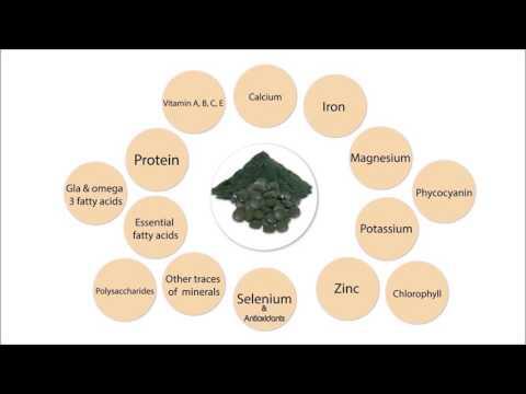 Market Nutrition | Spirulina | Superfood | Protein
