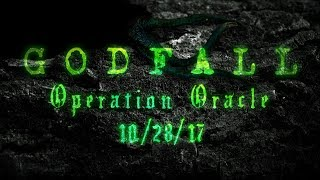 Godfall: Operation Oracle Trailer (WW2 Nerf HvZ Gameplay)