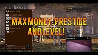 Uncharted 3 Online - Max Money, Max Level, and Max Prestige Hack PS3!!