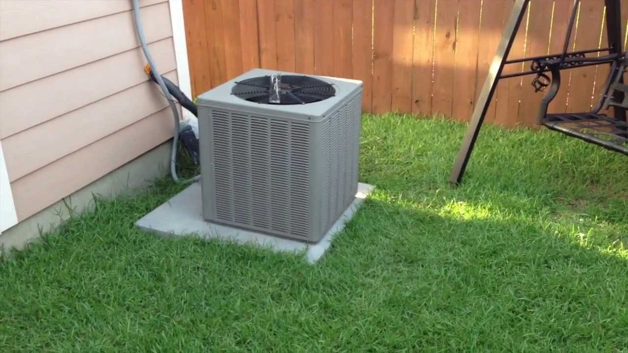 Home Air Conditioner Fan Motor Not Working Broken A C Unit Wires Doityourselfcom Community Forums Carrier Condenser Doityourself Com Ac Running Replacing The Hvac Vs Capacitor You