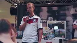 Center Kicker Cup zur Fußball EM 2020 - Kivent GmbH