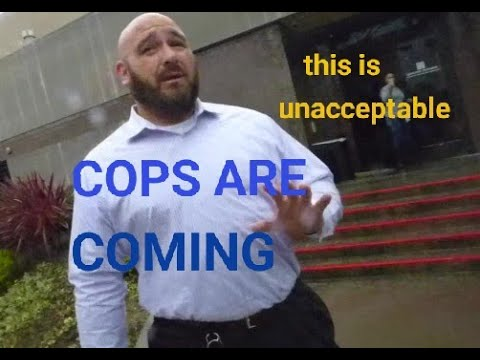 Child Protection Services pt1 (ENTITLED, UNEDUCATED EMPLOYEES)w/Phoenix Copwatch,1st Amendment Audit