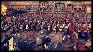 DEFENDING ENGLAND! - Medieval Kingdoms Total War Siege Mod Gameplay