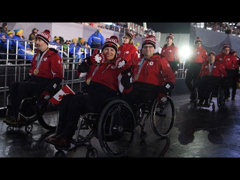 Canada 'one huge family' at best-ever Paralympics: Chef de mission