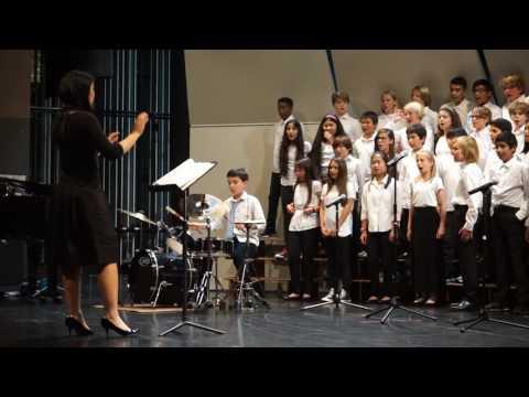 6th Grade 4 Chords: A Choral Medley Performance