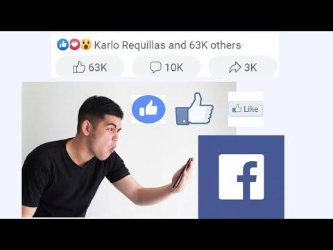 FB AUTO LIKER (2019) Tutorial Mga Lodi