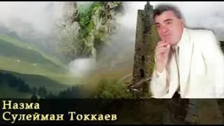 Сулейман Токаев-Назма
