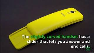 The Nokia 8110 Reloaded is HMD