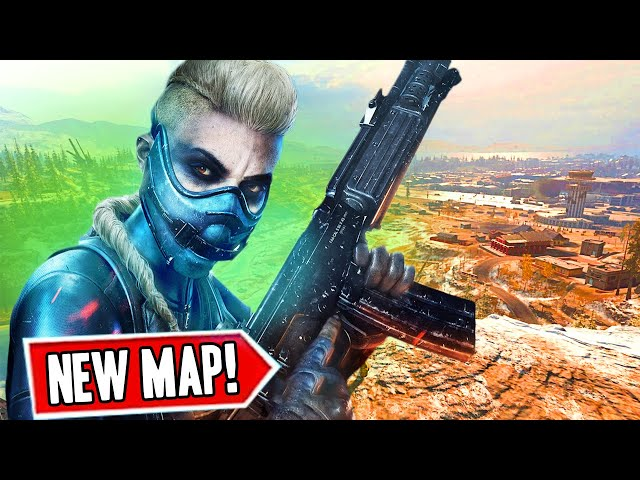 NEW WARZONE MAP! NEW EVENT HAPPENING LIVE! (Call of Duty Warzone Season 3)