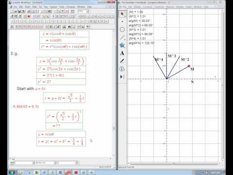 DeMoivre's Theorem part 2