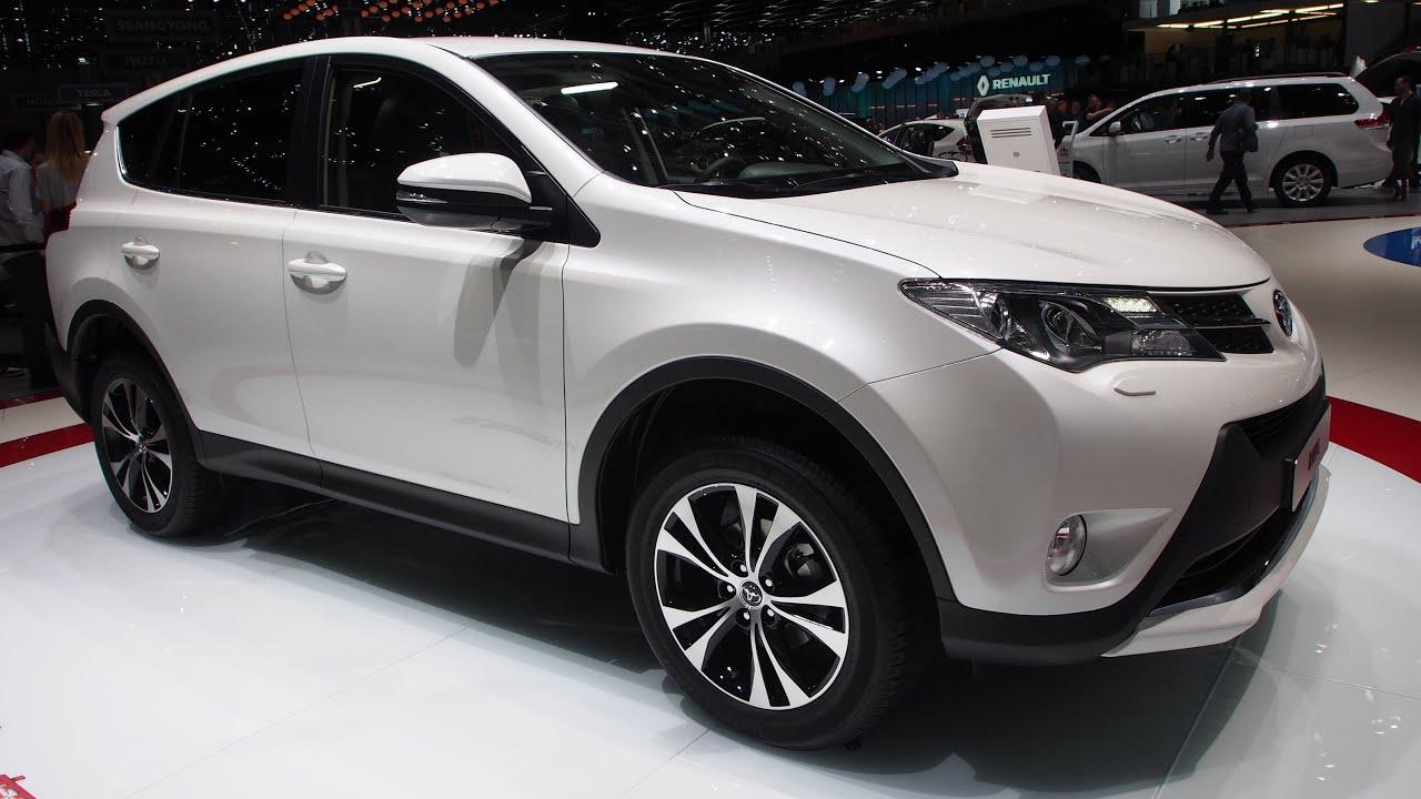 2015 Toyota Rav4 XLE   Exterior And Interior Walkaround