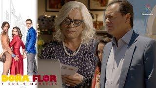 Doña Flor y sus 2 maridos - Capítulo 52: Oscar es rechazado por ser transgénero | Televisa