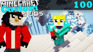 Minecraft: Customsubs | Evadarea Din IAD! #100