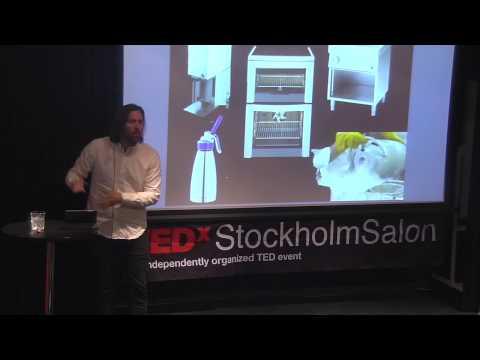 The art of fire | Niklas Ekstedt | TEDxStockholmSalon