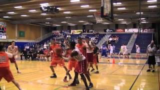 Matthew Neufeld, DRIVE Basketball Class of 2015 Bellevue Highlights