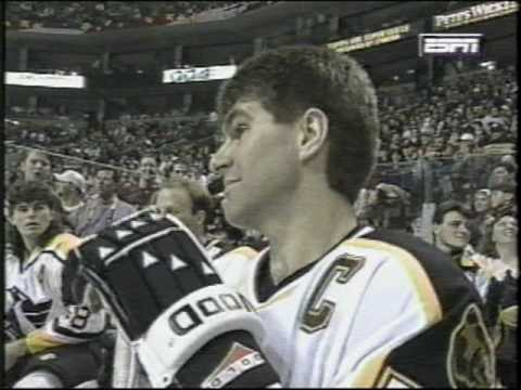 1996 NHL Skills Competition - Most Accurate Shot